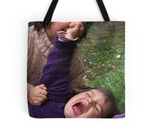 Silent Scream Tote Bag
