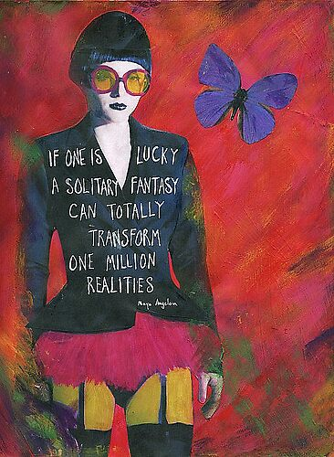 Solitary Fantasy by Katherine McCullen