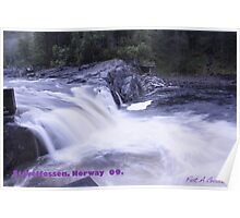 Waterfall . Trondelag . Norway . by Brown Sugar with WOOOOOws !!! thanks !!!  View (248) favorited by (1) thx ! OK! Poster