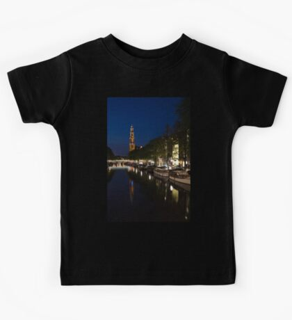 Amsterdam Blue Hour Kids Tee