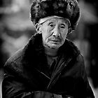 Faces of China Past- Modern China by Aric Berger