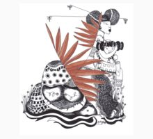 The Empress & The Golden Palm - Beatrice Ajayi Kids Clothes