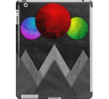 Paper Mountains iPad Case/Skin