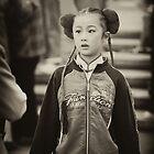 China Doll- Modern China by Aric Berger