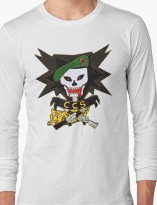 Macv-sog Command control South Long Sleeve T-Shirt