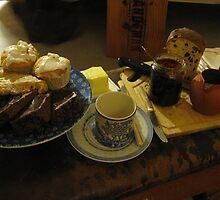 ENGLISH TEA by gothgirl