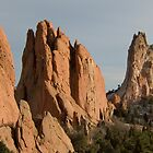 Garden of the Gods - Colorado Springs by Joy King