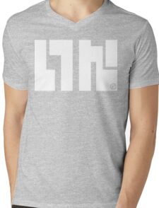 Splatoon SquidForce Black Tee Mens V-Neck T-Shirt