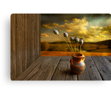 Beautiful September day Canvas Print