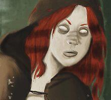 Eyes so Pale by Carly Sheil