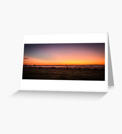 Moorooduc Plains Greeting Card