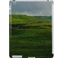 a sprawling India landscape iPad Case/Skin
