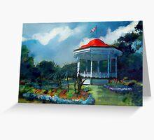 Spring Garden, Halifax Canada Greeting Card
