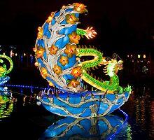 Magic Dragon 2 by Jacinthe Brault