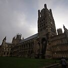 Ely Cathedral 3 by Michael Oubridge
