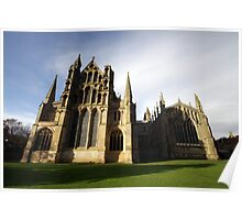Ely Cathedral 2 Poster