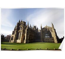 Ely Cathedral 1 Poster