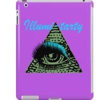 Illumi-tarty iPad Case/Skin