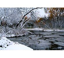 Winter Wonderland... Photographic Print