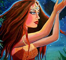 Earth Goddess by SusanRodio