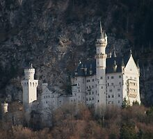 Neuschwanstein by BigAl1