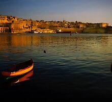 Valletta Point view by Ronald cox