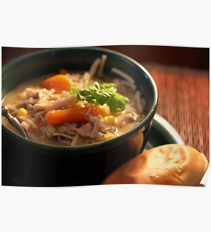 Day After Thanksgiving - Turkey Soup Poster