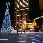Brisbane at Christmas by PhotosByG