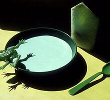 Waiter! There's A Frog In My Soup by Eve Parry