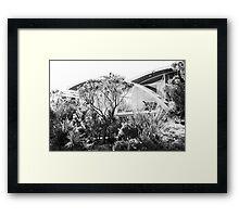 Mid Century Modern Esmond Dorney Hobart Australia Framed Print