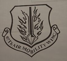 97th Air Mobility Wing by Karl R. Martin