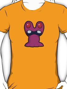 Cute Little Pink Monster T-Shirt