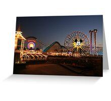 Disney's California Adventure Greeting Card