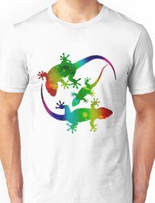 3 Geckos Unisex T-Shirt