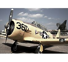 Airplane Photographic Print