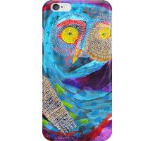 the eternal owl iPhone Case/Skin