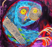 the eternal owl by donna malone