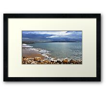 be with me.... Framed Print