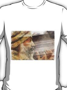 Osho Rajneesh Chandra Mohan T-Shirt