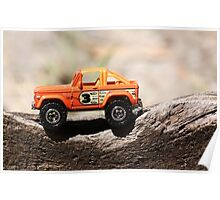 Ford Bronco Poster
