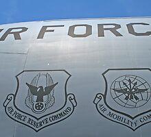 USAF Insignias by Karl R. Martin