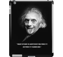 Doc Brown iPad Case/Skin