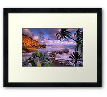 1424-XL-Glorious Framed Print
