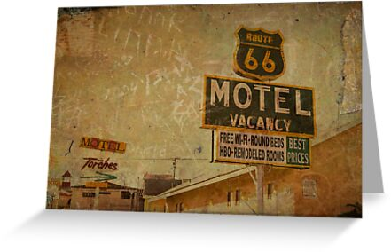 Vintage & Vacancy by Steve Silverman