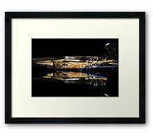 Reflection 1 Framed Print