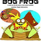 Bog Frog Tee?? by BlokeyAarsevark