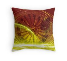 Windmills Of Your Mind Throw Pillow