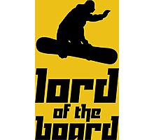 Lord of the Board Photographic Print