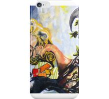 "an exquisite corpse collaboration between helene and frannie ""wish upon a star"" iPhone Case/Skin"