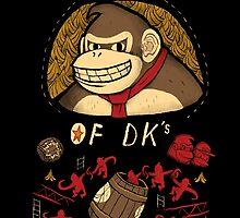 barrel of DKs by louros